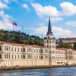 Military High School l in Istanbul — Stock Photo