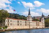 Militärische gymnasium l in istanbul — Stockfoto