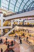Mall of the Emirates is a shopping mall in the Al Barsha district of Dubai — Stock Photo