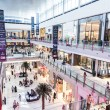 Stock Photo: Interior View of Dubai Mall - world's largest shopping mall