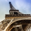 Eiffel Tower in Paris France — Stock Photo