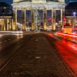 Brandenburg Gate in Berlin - Germany — Stock Photo