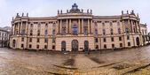 The Alte Bibliothek in Berlin — Stock Photo