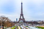 Eiffel Tower in Paris France — Stock Photo