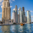 Dubai Marina cityscape, UAE — Stock Photo #32691987
