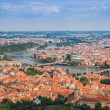 Cityscape of Prague — Stockfoto