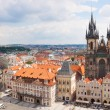 Stock Photo: Prague, Old Town Square