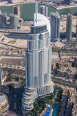 Address Hotel in the downtown Dubai — Zdjęcie stockowe