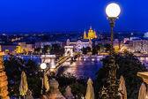 Panorama of Budapest — Stock Photo