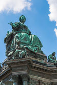 Monument of Maria Theresia of Habsburg — Stock Photo
