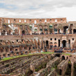 Legendary Coliseum of Rome, Italy — Stock Photo
