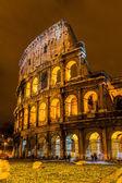 колизей в риме, италии — Стоковое фото