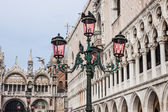 St. Marks Cathedral in Venice — Stock Photo