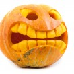 Halloween pumpkin — Stock Photo #33131481