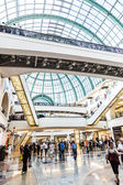Mall of the Emirates is a shopping mall in the Al Barsha district — Stock Photo