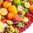 Group of fresh vegetables — Stock Photo