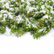 Christmas background. Eve framework — Stock Photo #33931103