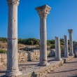 Ruins of ancient greek colony Khersones — Stock Photo #35289133