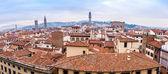 Florence cityscape, Italy — Stock Photo