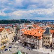 Prague, Old Town Square — Stock Photo #35291059