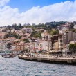 The Bosphorus, also known as the Istanbul Strait — Stock Photo