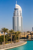 Address Hotel in the downtown Dubai — Foto Stock