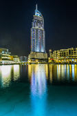 Address Hotel in the downtown Dubai area — Zdjęcie stockowe