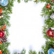 Christmas background. Eve framework — Stock Photo #35300719