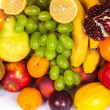 Huge group of fresh fruits — Stock Photo #35307799