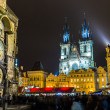 Astronomical Clock. Prague. — Stockfoto #35764085