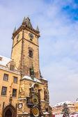 Astronomical Clock. Prague. Czech Republic — Stock Photo