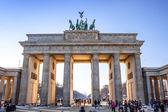Brandenburger Tor in Berlin - Deutschland — Stockfoto