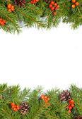 Christmas background. Eve framework — Foto de Stock