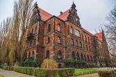 Wroclaw old city panorama — Stock Photo