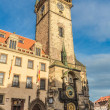 Astronomical Clock. — Stockfoto #38699561