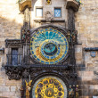 Stock Photo: Astronomical Clock.