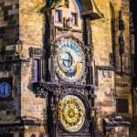 Astronomical Clock — Stock Photo #38699669