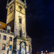 Astronomical Clock — Foto de stock #38699677