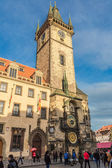 Astronomical Clock. — Stockfoto