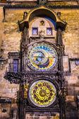Astronomical Clock — ストック写真