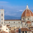 Cathedral Santa Maria del Fiore — Stock Photo