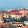 Cracow skyline — Stock Photo #38769089