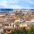 Rome skyline. — Stock Photo