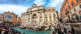 Trevi Fountain — Stock Photo