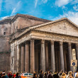 Stock Photo: Pantheon in rome