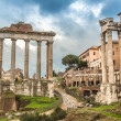 Roman ruins in Rome. — Stock Photo #38900551