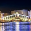 The Rialto bridge — Stock Photo #38902179