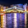 The Rialto bridge — Stock Photo #38902187
