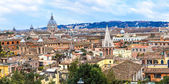 Rome skyline. — Stock Photo
