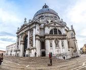 Santa Maria della Salute church — Stock Photo
